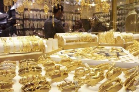 Giá vàng thế giới giảm xuống mức thấp nhất trong 10 tháng rưỡi