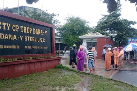 Đà Nẵng: Tạm dừng hoạt động hai nhà máy thép gây ô nhiễm môi trường