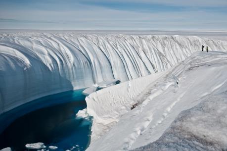 Môi trường tại Bắc Cực ngày càng xuống cấp do nhiệt độ ấm lên