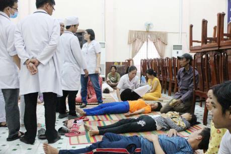 Bộ Y tế yêu cầu làm rõ nguyên nhân vụ ngộ độc thực phẩm tại Hà Nội