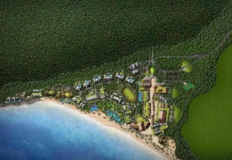 Đưa vào sử dụng khu nghỉ dưỡng JW.Marriott Phu Quoc Emerald Bay tại Phú Quốc