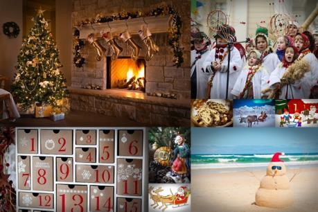 Những phong tục đón Giáng sinh có 1-0-2 trên thế giới