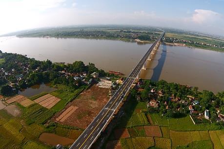 Hà Nội quy hoạch xây dựng công viên cây xanh kết hợp đô thị hai bên sông Hồng