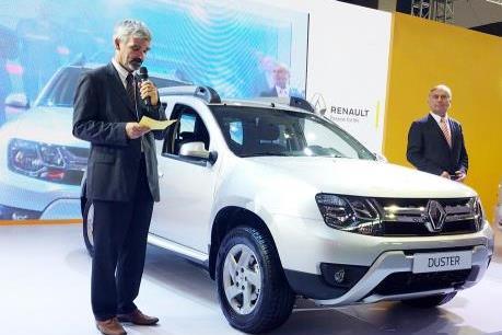 Khai trương đại lý Renault Sơn Lâm Hải Phòng