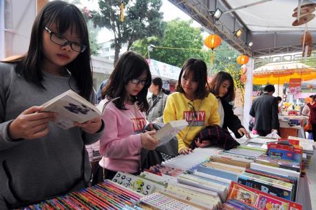 Hà Nội sẽ có Phố sách vào năm 2017