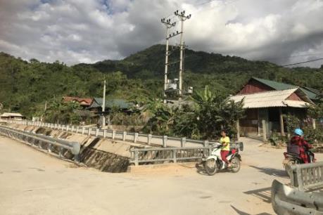 Thủy điện Lai Châu - Bài 2: Xây dựng xã nông thôn mới từ các điểm tái định cư