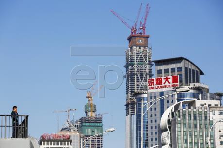Giá nhà tại Trung Quốc tăng chậm lại
