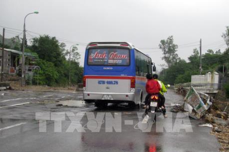 Khánh Hòa nỗ lực khắc phục hậu quả thiệt hại do mưa lũ