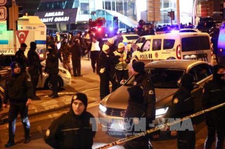 Vụ sát hại Đại sứ Nga tại Ankara: Xác định danh tính nghi phạm nổ súng
