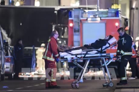Vụ đâm xe tải ở Đức: Thêm tình tiết mới trong cuộc điều tra về nghi phạm