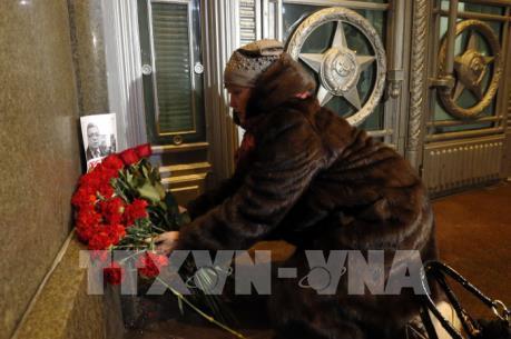 Vụ sát hại Đại sứ Nga tại Ankara: Chỉ đạo mới của Tổng thống V.Putin