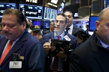 Diễn biến tích cực trên thị trường chứng khoán Âu-Mỹ