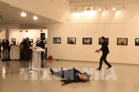 Vụ sát hại Đại sứ Nga ở Ankara: Thủ phạm không hành động đơn độc