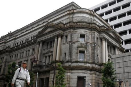 BoJ nâng đánh giá triển vọng kinh tế Nhật Bản