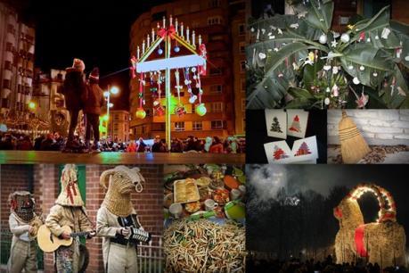Top 10 phong tục đón Giáng sinh lạ lùng nhất thế giới