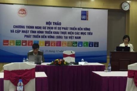Triển khai Chương trình Nghị sự 2030 vì sự phát triển bền vững