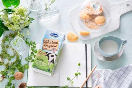 Việt Nam đã có sữa tươi 100% Organic
