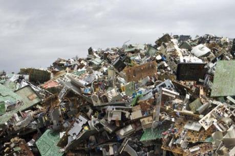 Lượng chất thải nguy hại tại EU ngày càng gia tăng