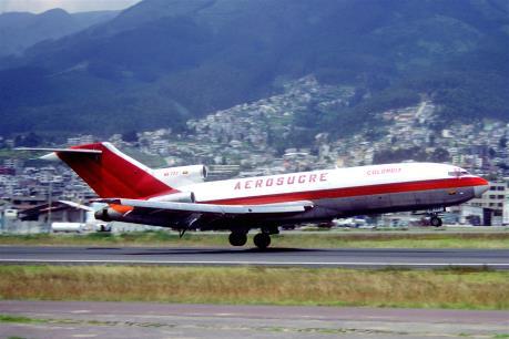 Tai nạn máy bay tại Colombia, nhiều người thương vong