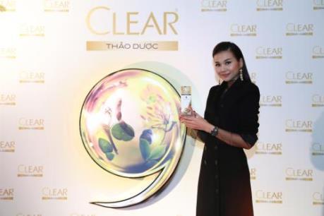 Ra mắt sản phẩm Clear Thảo Dược mới tại Việt Nam