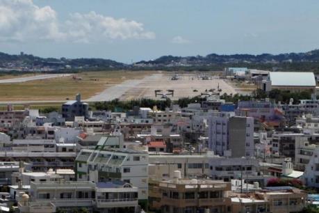 Mỹ trao trả Nhật Bản hàng nghìn ha đất ở Okinawa