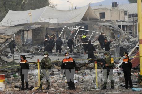 Cháy nổ tại nhà máy pháo hoa ở Ấn Độ, ít nhất 9 người thương vong