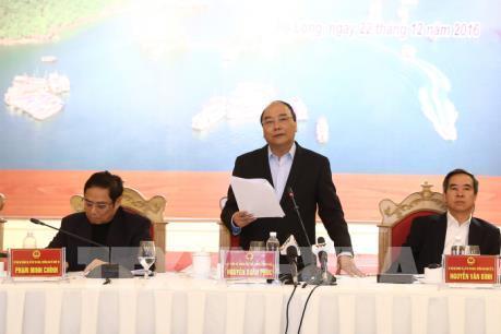 Thủ tướng chỉ đạo xây dựng Luật đơn vị hành chính-kinh tế đặc biệt Vân Đồn