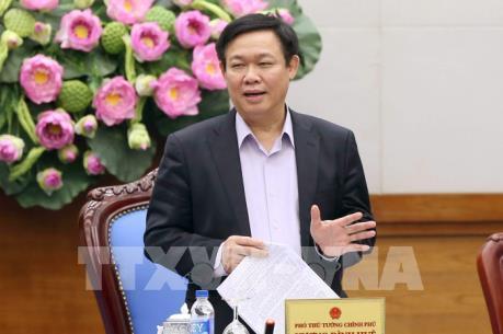Phó Thủ tướng yêu cầu các bộ, ngành hoàn thiện văn bản pháp luật để kiểm soát lạm phát