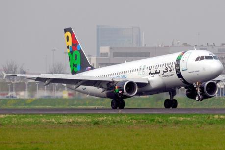 Máy bay của Libya chở 118 người bị không tặc khống chế tại Malta