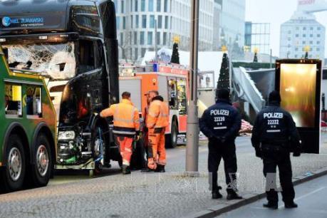 Vụ đâm xe tải ở Đức: Nghi phạm chính thức đã bị tiêu diệt