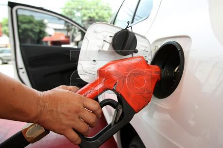 """Giá dầu thô New York khép phiên cuối tuần ở mức """"đỉnh"""" của 17 tháng"""