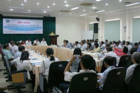 Liên kết để xây dựng và phát triển thương hiệu cho nông sản Việt Nam