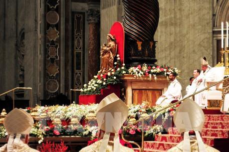 Italy chào đón Giáng sinh an lành