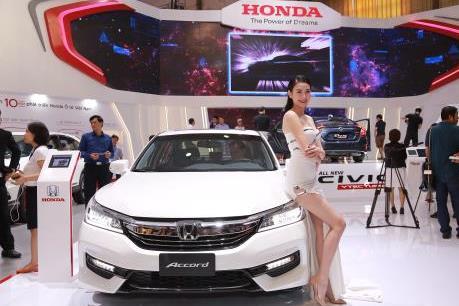 Honda cán mốc 100 triệu xe ô tô sản xuất trên toàn thế giới