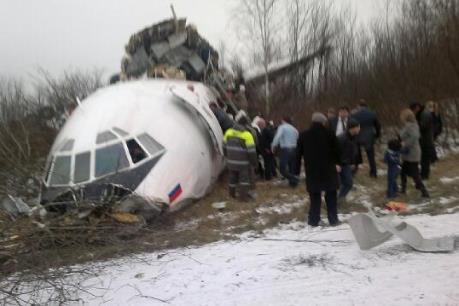Vụ tai nạn máy bay quân sự Nga: Tìm thấy thi thể nạn nhân đầu tiên