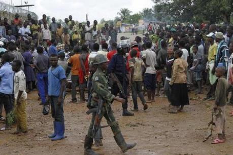 Thảm sát ở Congo khiến 22 dân thường thiệt mạng