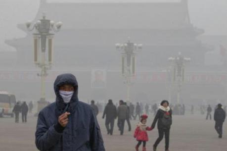 """Từ 1/1/2018 Trung Quốc sẽ có """"vũ khí"""" mới để chống ô nhiễm môi trường"""