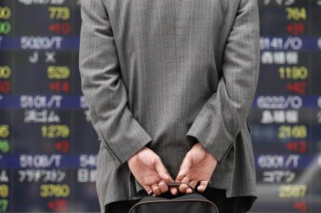 Thị trường chứng khoán, tiền tệ châu Á giao dịch ảm đạm