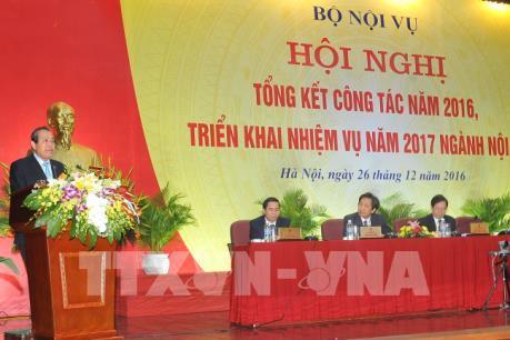Phó Thủ tướng Trương Hòa Bình: Xóa bỏ tình trạng chạy chọt, tuyển dụng, bổ nhiệm người nhà