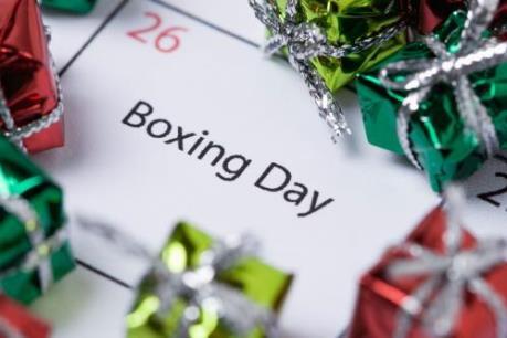 Boxing Day: Người dân Anh dần thay đổi thói quen mua sắm