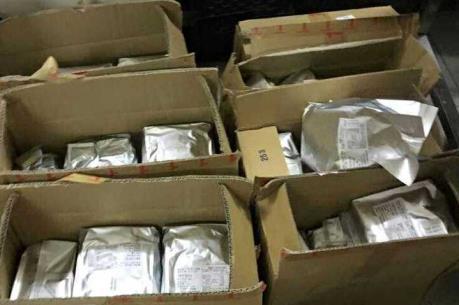 Bạc Liêu phát hiện gần 3 tấn trà không rõ nguồn gốc
