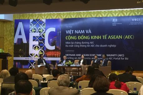 Một năm chưa nhiều dấu ấn của Cộng đồng kinh tế ASEAN