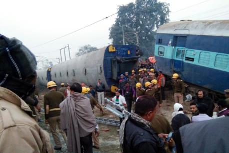 Tai nạn tàu hỏa tại Ấn Độ: 2 người chết, hơn 60 người bị thương
