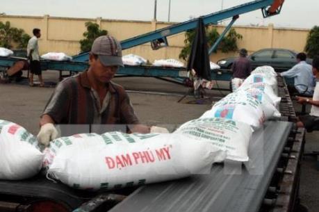 PVFCCo cung ứng 360.000 tấn phân bón Phú Mỹ cho vụ Đông Xuân/mùa khô 2017