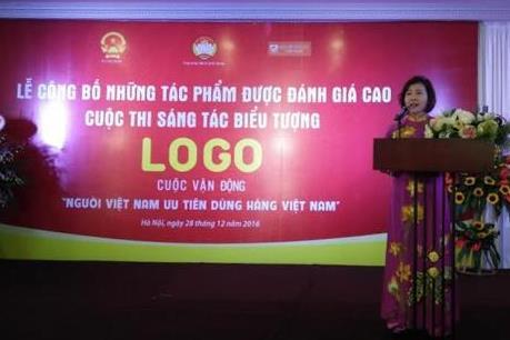 7 logo được chọn cho Cuộc vận động 'Người Việt Nam ưu tiên dùng hàng Việt Nam'