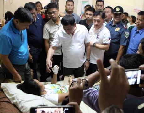 Philippines: Nổ tại miền Trung làm nhiều người bị thương