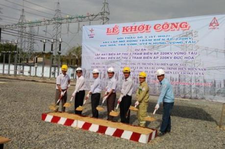 Thêm 3 dự án tăng tính ổn điện hệ thống điện miền Tây và Đông Nam bộ
