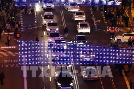 Thủ đô Tây Ban Nha cấm ô tô cá nhân theo ngày chẵn, lẻ