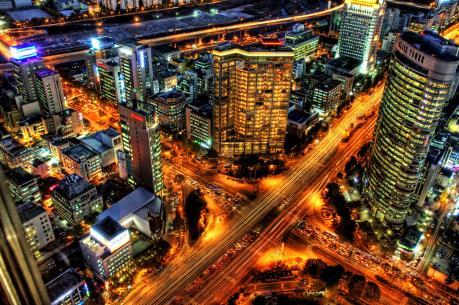 Hàn Quốc hạ dự báo tăng trưởng kinh tế năm 2016, 2017 xuống 2,6%