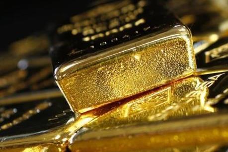 Vàng tăng giá lên mức cao nhất trong hai tuần